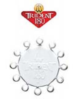 protector trident 180 blanco
