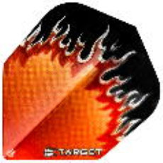 فلایت Target طرح Vision Orange Red Flame