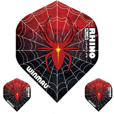 فلایت Winmau مدل Rhino Extra Thick Red Spider 150M